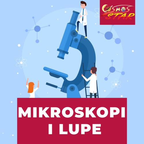 Mikroskopi i lupe